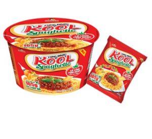 Kool Spaghetti Instant Noodle