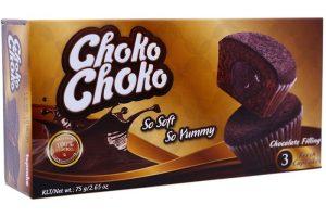 Choko Choko So soft So Yummy