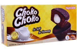 Choko choko so soft so yummy Milk Filling