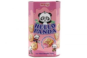 Hello Panda Strawberry Cream Filling