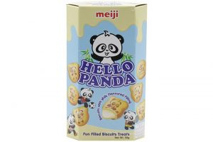 Hello Panda Milk Cream Filling