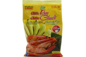 Fried Shrimp – Banana Power Mix