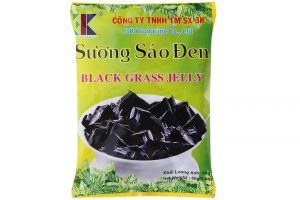 Black Grass Jelly