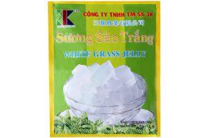 White Grass Jelly
