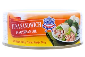 Tuna Sandwich in soybean oil 140g