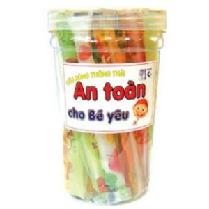 VietFood Pencil Jelly  374g- 17g*20pcs/Jar
