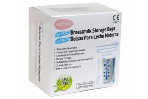 Breastmilk storage bag 60bag – 210ml