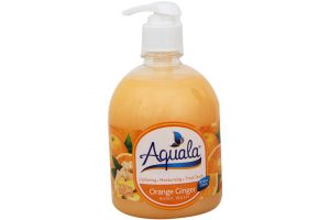Aquala Orange Ginger Handwash