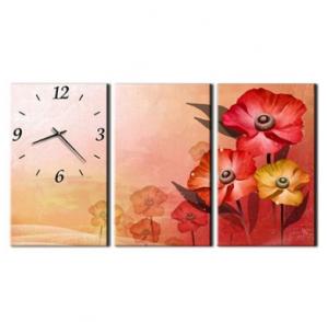 Clock painting 11