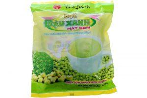 Green Bean Powder with Lotus seed 350g