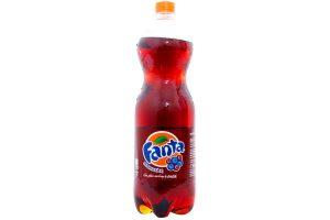 Soft Drink Fanta Xa xi Flavor Bottle 1,5L