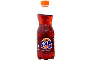 Juice Fruit Fanta Xa Xi Flavor Bottle 390ml