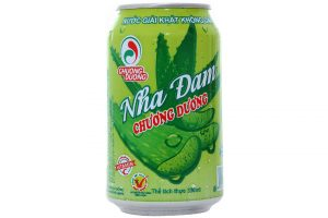 Aloe Fruit Juice Chuong Duong Can 330ml