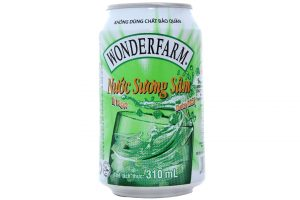 Ginseng juice Wonderfarm can 310ml