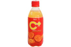 Vitamin C Passion Fruit Soda C+ Plus