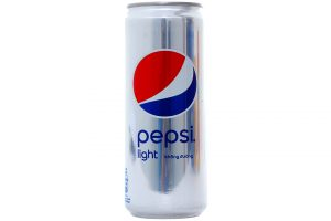 Soft Drink Pepsi Light Can 330ml