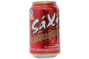 Soft Drink Sa Xi Chuong Duong Can 330ml