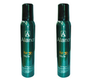 Alano hair gel