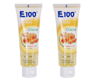 Crocus E100 Whitening Cleanser