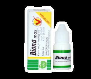 Biona mask acness