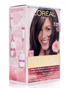 L'Oreal Excellen Cecreme Hair Light # 7.01 Cool Blonder 172ml