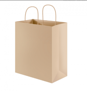 Kraft Paper Bag 03 Made in Vietnam