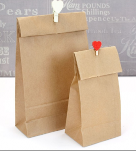 Kraft Paper Bag 05 Made in Vietnam