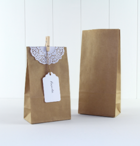 Kraft Paper Bag 10 Made in Vietnam