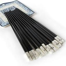 Carved wooden chopsticks Made in Vietnam 06