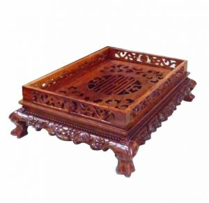 wooden Tea Box Made in Vietnam