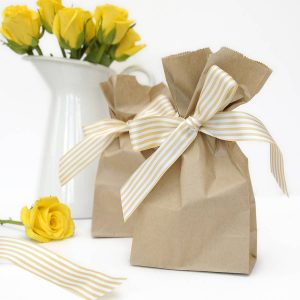 Kraft Paper Bag 12 Made in Vietnam