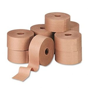 Paper rolls 2 layers