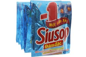 Fabric Softener Siusop one time 30ml