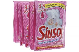 Fabric softener Siusop Rose Flavor 30ml