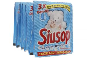 Fabric softener Siusop Jasmine 30ml