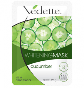 Whitening Mask Cucumber 25g