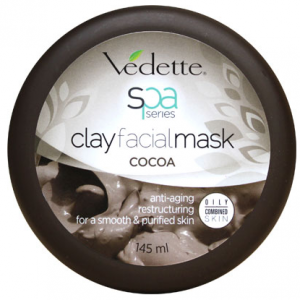 Spa Series Clayfacialmask cocoa 145ml
