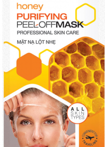 Honey Purifying Peeloffmask Professonal Skin Care 12g