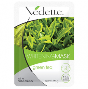 Whitening Mask Green Tea 25g