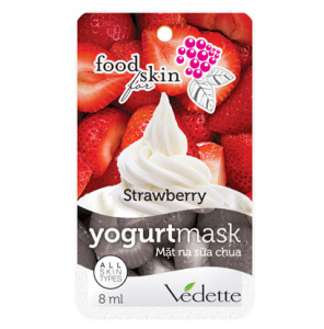 Food for skin strawberry yogurtmask 8ml