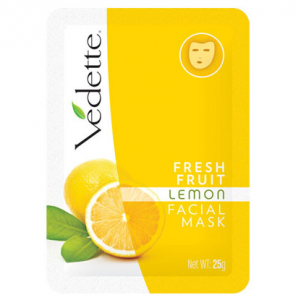 Fresh Fruit Lemon Facial Mask 25g