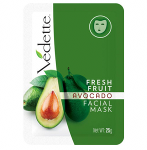 Fresh Fruit Avocado Facial Mask 25g