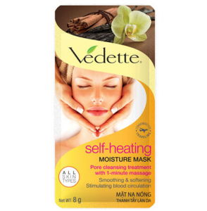 Self heating moisture mask pore cleansing treatment 8g