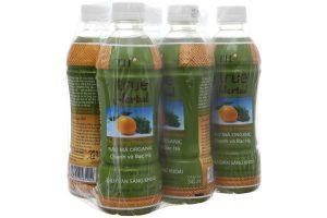 TH True Herbal Drinks Cheese, Lemon and Mint 345ml (6 bottles)