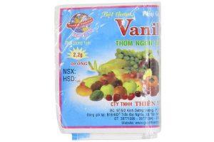 Fragrant flour Vaniline