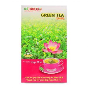 Green Tea Lotus 1.5g * 20 bag