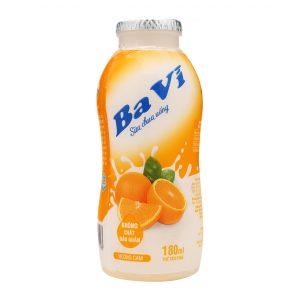 Yogurt Orange Flavor 180ml
