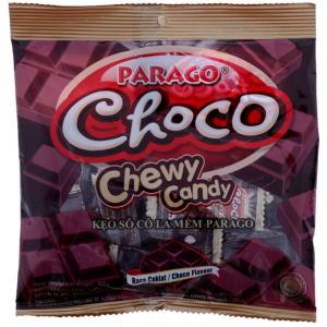Chewy Candy Choco Flavor 60g