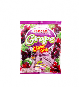 Chewy Candy Grape Flavor 60g