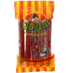 Sausage Beef flavour Oliba 20g (5pcs/bag)
